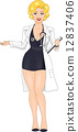 Pin-up Girl Doctor 12837406