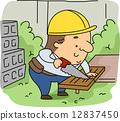 Woodcutter 12837450