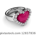 Valentine-themed Ring 12837836