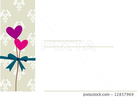 Wedding Card 12837969