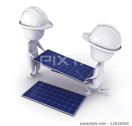 Solar Panel Installer 12838000