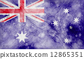 Australia Flag Country 12865351