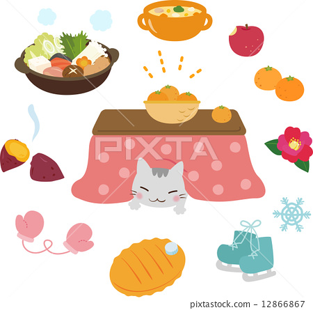kotatsu, pot, saucepan 12866867
