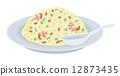 炒飯 熟飯 食物 12873435