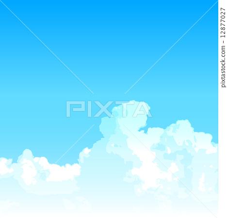 하늘 구름 풍경 12877027