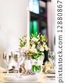 Wedding table decoration 12880867