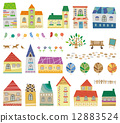 townscape, residence, city 12883524