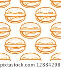 芝士汉堡 奶酪 芝士 12884298