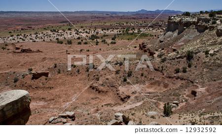 Utah Desert Landscape 12932592