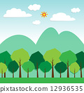 trees and forests 12936535