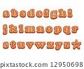 Cookie字体abc 12950698