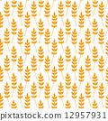 ears, seamless, wheat 12957931