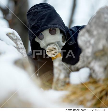 Gas mask 12968804