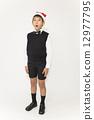Singing boy (Christmas) 12977795