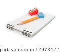 铅笔 卷笔刀 背景 12978422