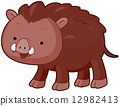 Wild Boar 12982413