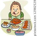 Food Feast 12982529