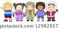 孩子 插图 儿童 12982657