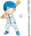 Baseball 12982760