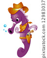 Western Sea Horse 12983037