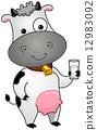 Cow's Milk 12983092