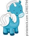 Cute Unicorn 12983794
