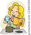 Measuring Ingredients 12984394