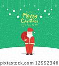 Santa Claus (Christmas Cards) 12992346
