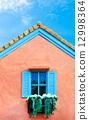 balcony, windows, italian 12998364