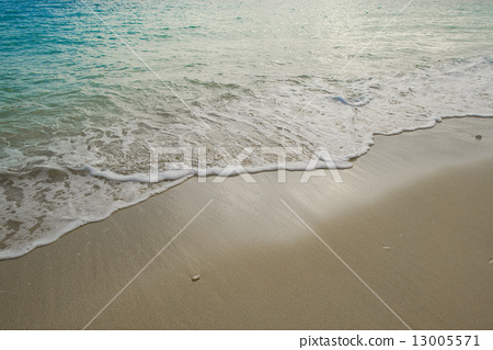 Beach on Tokashiki Island 13005571