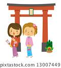 first, shrine, visit 13007449