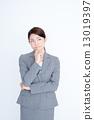 事业女性 人类 人物 13019397