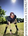 football, lineman, offensive 13024627