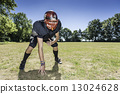 football, american, lineman 13024628
