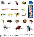 各種害蟲 13025721