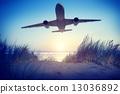 飞机 户外 室外 13036892