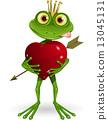 公主 王子 青蛙 13045131