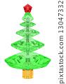 樹木 樹 寶石 13047332