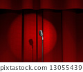 theater, curtain, stage 13055439