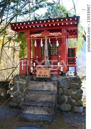熊本神社(群馬縣安中市松島町) 13058967