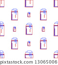 vector, background, drink 13065006