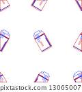 vector, background, drink 13065007