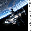 shuttle, earth, space 13074012
