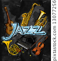 Jazz Painting Instrument 13077256