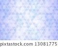 图案 水晶 结晶 13081775
