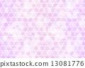 图案 水晶 结晶 13081776