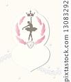 emblem, emblems, ballet 13083292