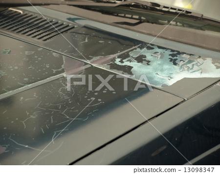 Clear paint peeling off - Stock Photo [13098347] - PIXTA