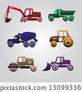 heavy, machine, machinery 13099336