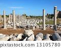 turkey, ruins, antique 13105780